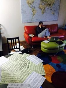 Ryan Avery's apartment