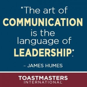 Ryan Avery and Toastmasters and James Humes