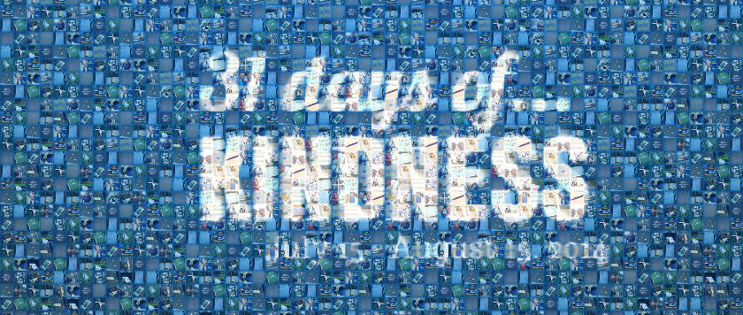 6 Reasons You Should Participate in 31 Days of Kindness