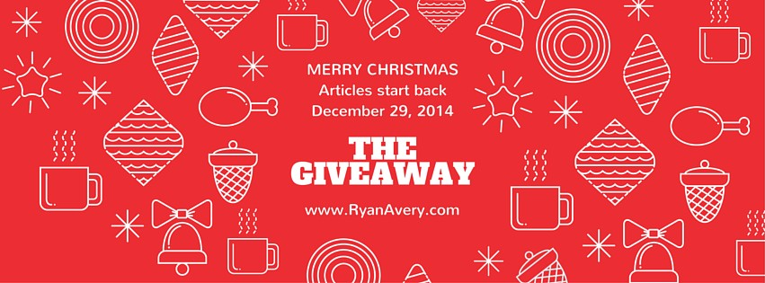 ryan avery giveaway 2014 christmas