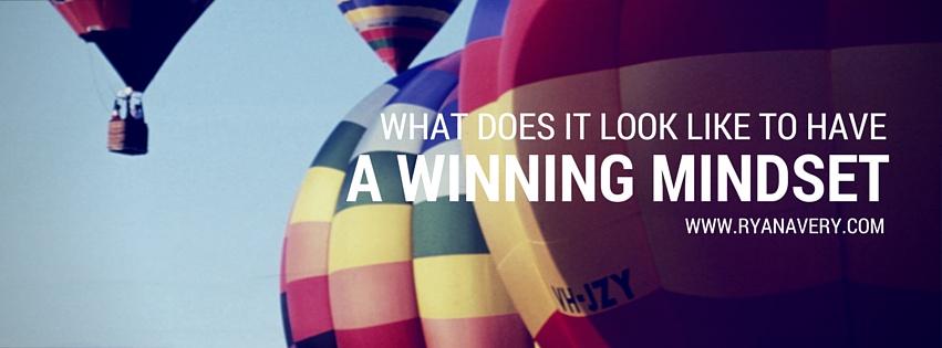 winner mindset