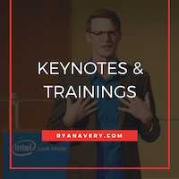 Ryan Avery's Keynotes