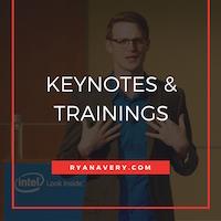 Ryan Avery's Keynotes