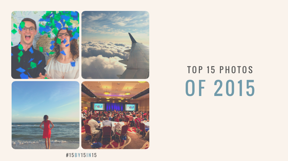 Top 15 Photos of 2015 Challenge