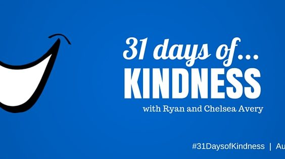 31 Days of Kindness