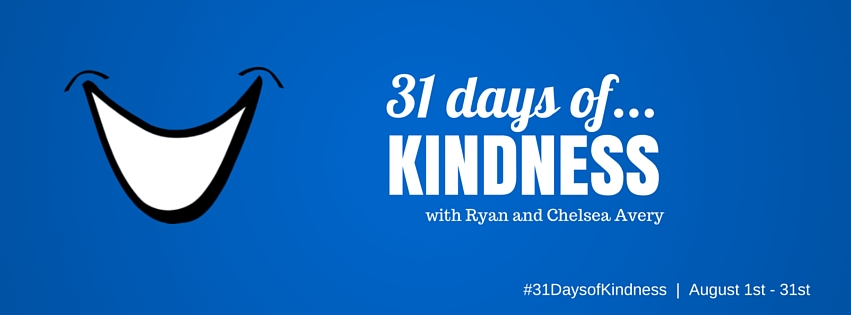 31 Days of Kindness – Year 4